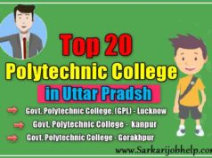 Top 20 Polytechnic College