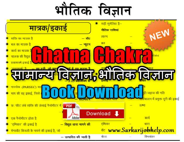 NCERT Science Book 5 to 10 Class PDF Download - Sarkarijobhelp