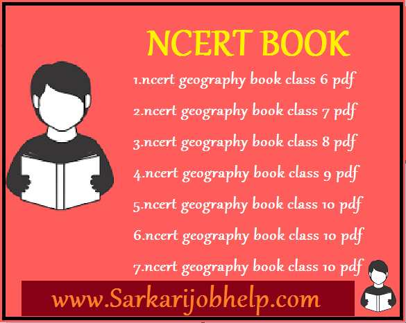 Geography NCERT Books