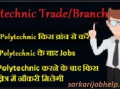 Kis Trade se Polytechnic kare