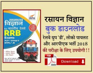 Disha RRB Loco Pilot Book | Group D and RPF General Science Book