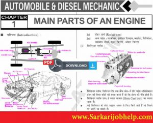 Platform Diesel Mechanic Trade Book PDF Download