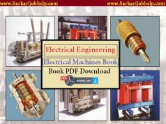 Electrical Engineering Book PDF Free Download