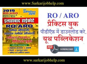 Youth RO ARO Practice Set Book PDF Download